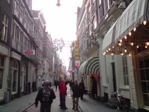 Warmoestraat Amsterdam